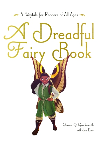 Etter A DREADFUL FAIRY BOOK Front Cover 20180919
